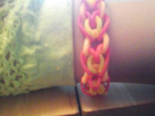 New heart bracelet