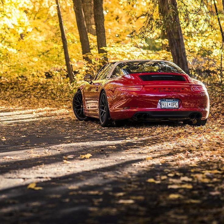 Targa 4 GTS   Photo by @alexbellusphoto