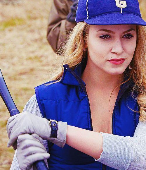Rosalie Baseball scene from #Twilight.