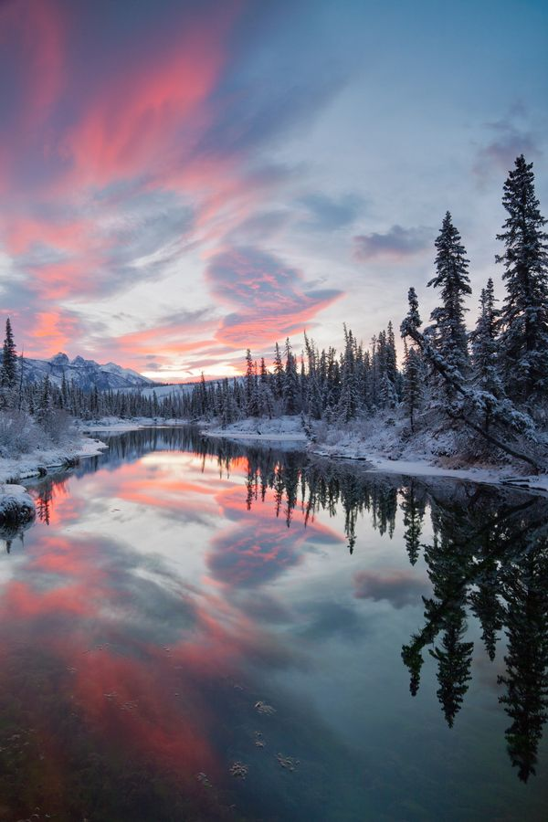 Jasper national park canada nature pinterest for Best winter vacations in canada