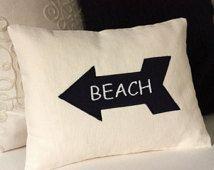 Unique beach applique related items | Etsy