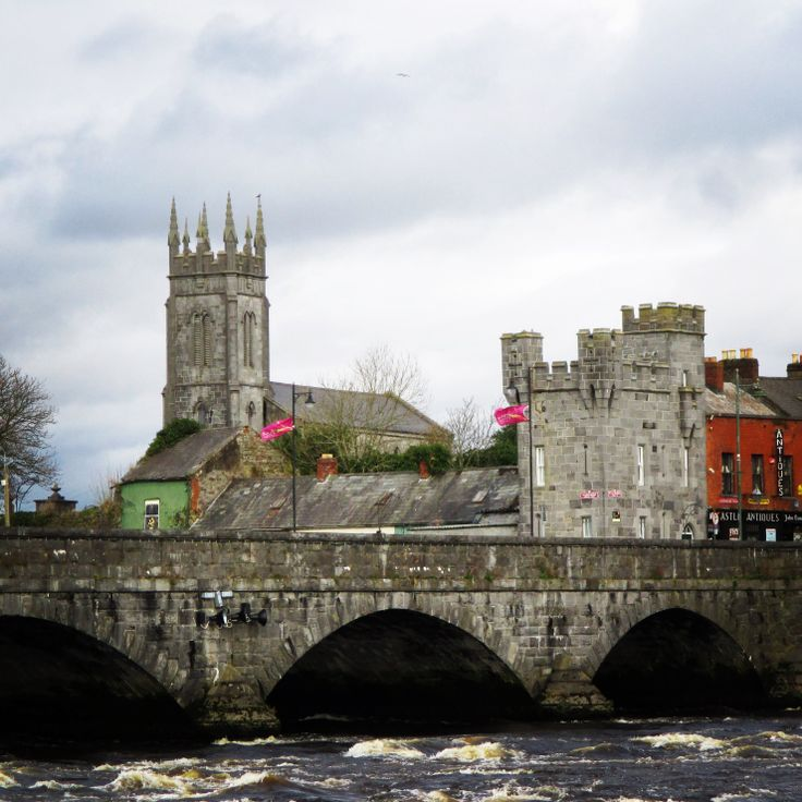 Past in the present. Limerick.