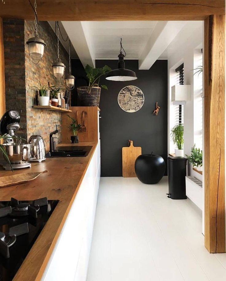 Was denkst du über diese Küche? Diese Bauernküche wurde von