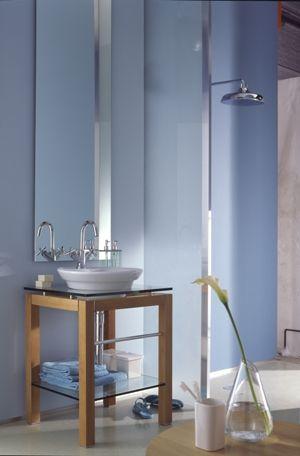 Ściany w łazience bez glazury | Porady eksperta
