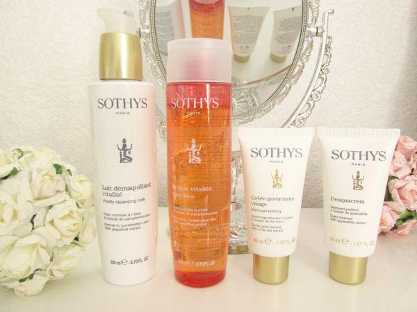 Sothys Paris - Reinigungsset für Mischhaut/Cleansing Set fpr Combination Skin - Review http://beauty-and-style-hamburg.de/