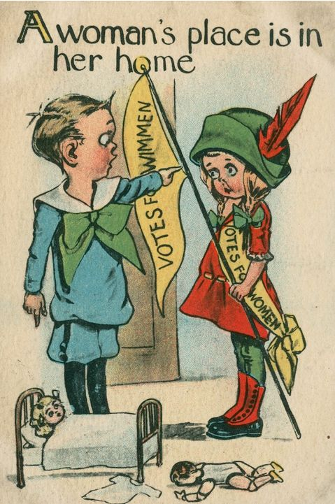 10 Reminders From Olde Time-y Suffragettes That You Should Vote!