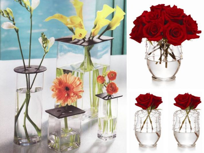 simple wedding centerpieces budget | simple-diy-wedding-centerpiece-ideas-red-roses-wedding-flowers__full ...
