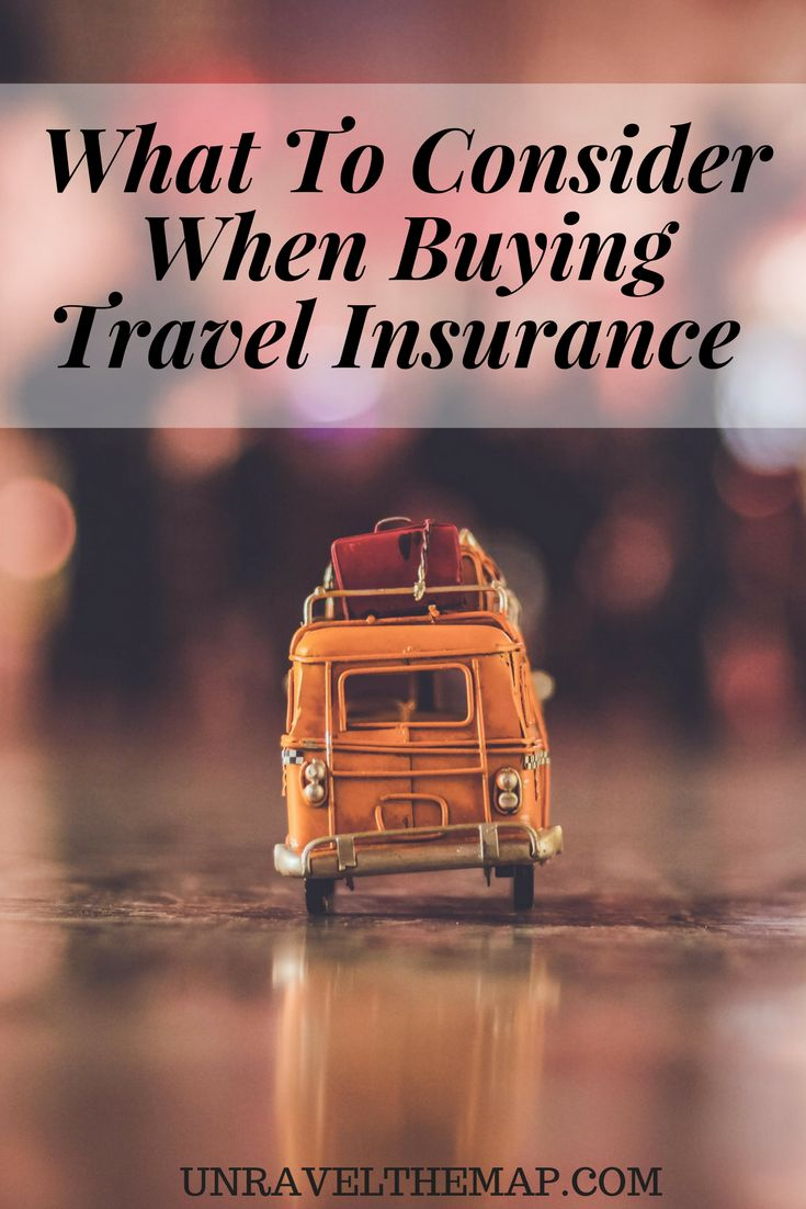 Choosing a travel insurance company and policy plan can be a difficult pre-planning aspect of your trip but it's one of the most important! Find out what factors you should consider when buying travel insurance! #travel #insurance #guide
