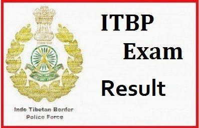 ITBP Constable Driver Exam Result 2015 declared date Indo-Tibetan Border Police how to download check Merit List Cut Off marks itbpolice.nic.in