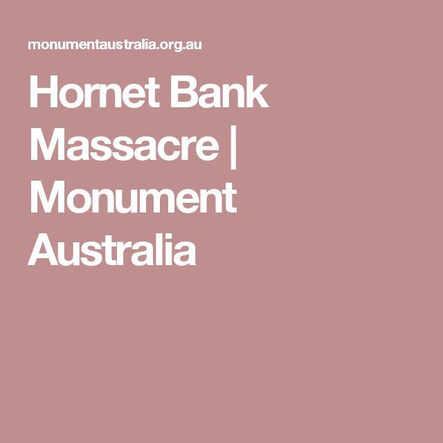 Hornet Bank Massacre | Monument Australia