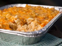 Four Cheese Smoked Macaroni and Cheese  Had this a few days ago... simply amazing.   (add garlic)