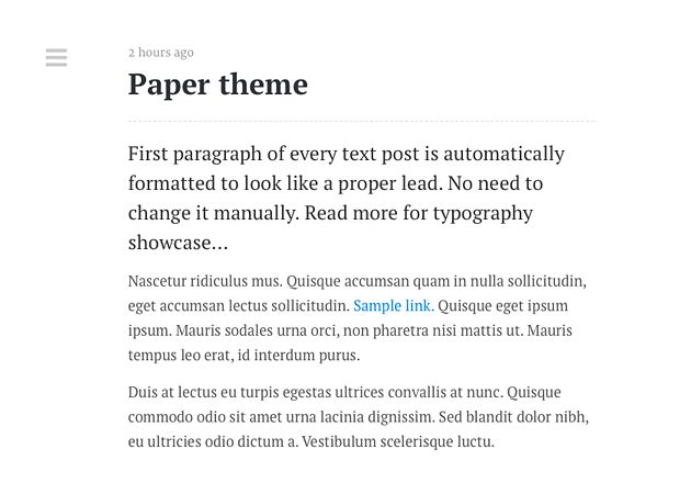 Paper   Tumblr