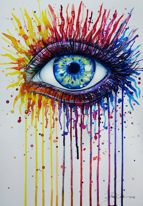 Crayons coloriage and yeux on pinterest