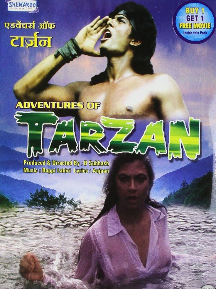 Adventures of Tarzan: Video CD