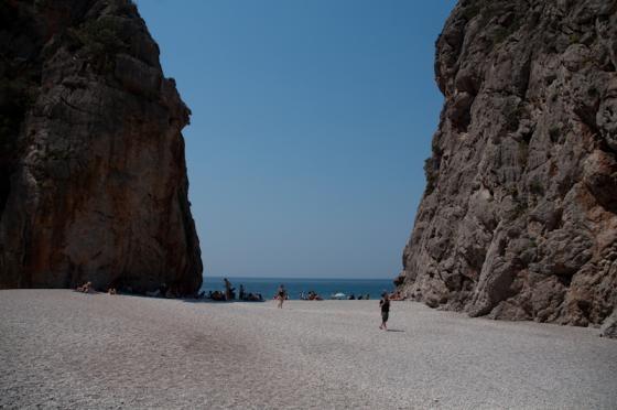 Torrent de Pareis, Sa Calobra, Mallorca.