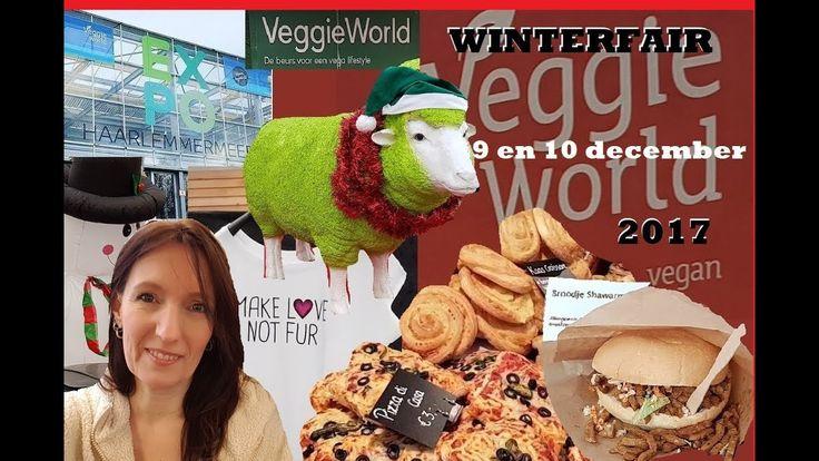 Vloggen naar VEGGIE WORLD WINTERFAIR in EXPO Haarlemmermeer 214