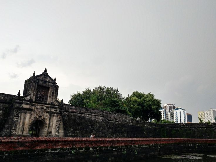 Ianna lopez: Fort Santiago is part of the structures of the walled city of Manila Intramuros. #lg #v20photography #v20 #manila