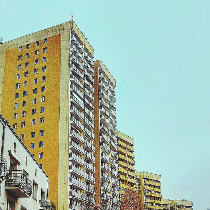 Punktowce na Grochowie mieszkaniówka / housing