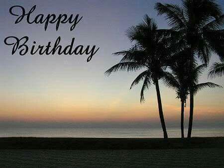 Excellent Palm Tree Birthday Happy B Day Images Happy Birthday Funny Birthday Cards Online Chimdamsfinfo