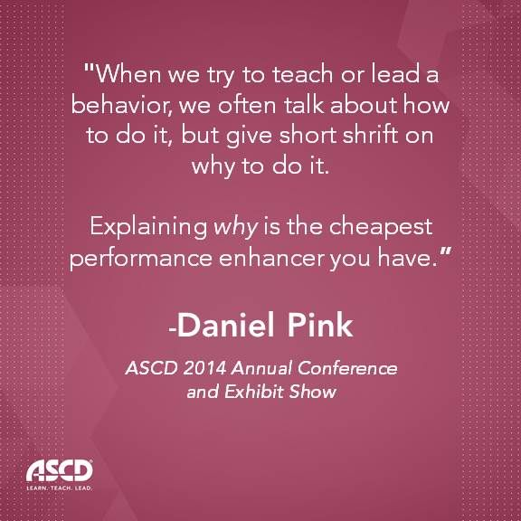Daniel Pink makes a strong argument that persuading others is a major part of being an educator. Find out what evidence-based strategies he suggests.