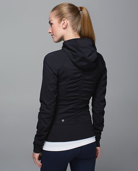 If it's chilly this sort of jacket would be excepted