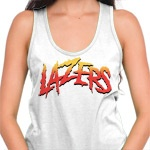 not usually up for band branded merch but digging this Major Lazer tank....