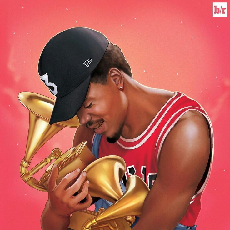 Chance The Rapper Grammys Grammy Chance3 ColoringBook
