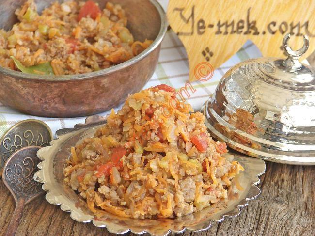 Bolonez Sos Nasıl Yapılır Resimli Tarifi - Yemek Tarifleri