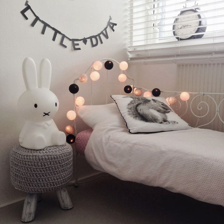 Cute miffy lamp