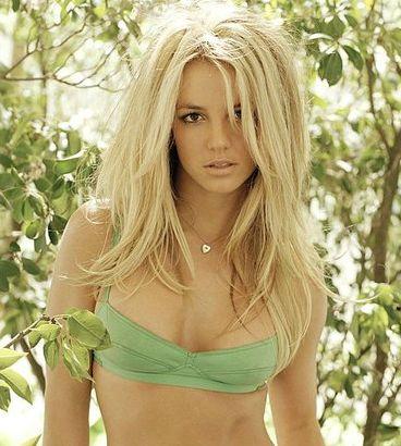 Old School Britney Spears Hair Is Everything Hair