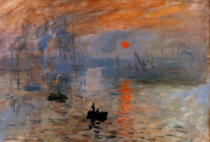Top 5 Monet Paintings Of 2014 | http://thebrushstroke.com/top-5-monet-paintings-2014/