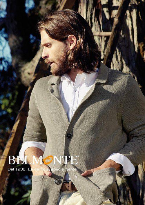 Belmonte, comodità e stile fuse nella travel jacket