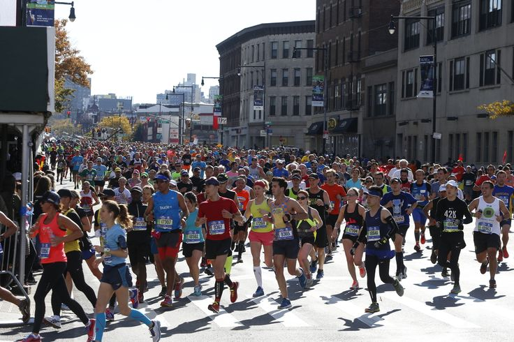 NYC Marathon Is Giving Out 95 Free Entries To This Year's Race