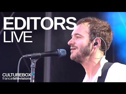 Editors (full concert) - Live @ Festival Rock En Seine 2016 - YouTube