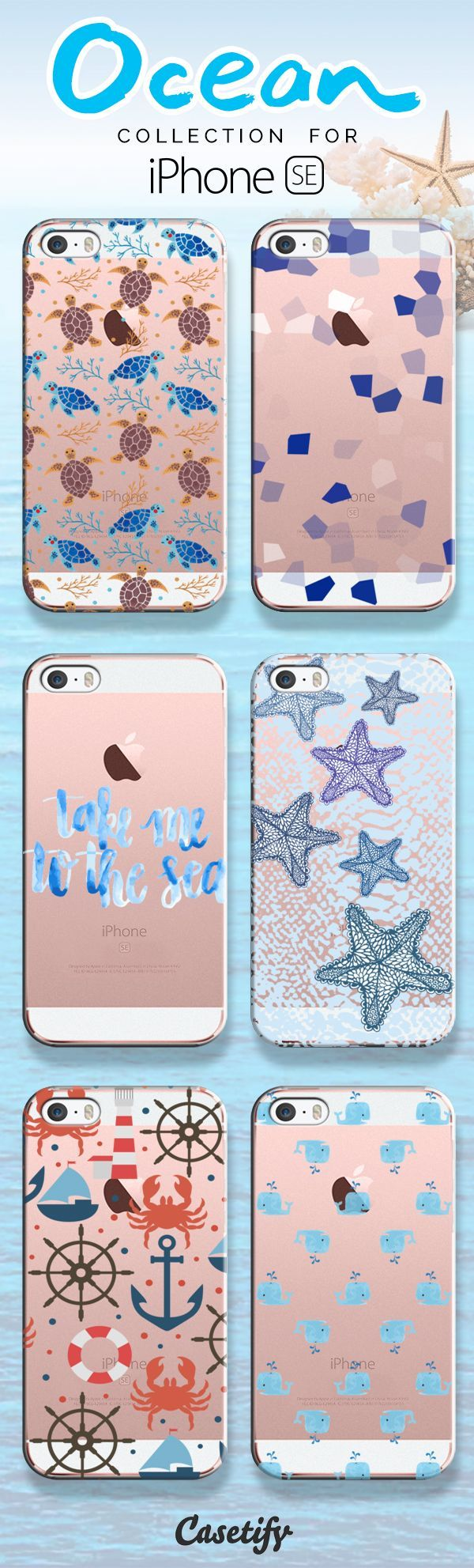 Do whatever floats to your board! Take a look at these ocean inspired cases on our site now! www.casetify.com/... | @Casetify