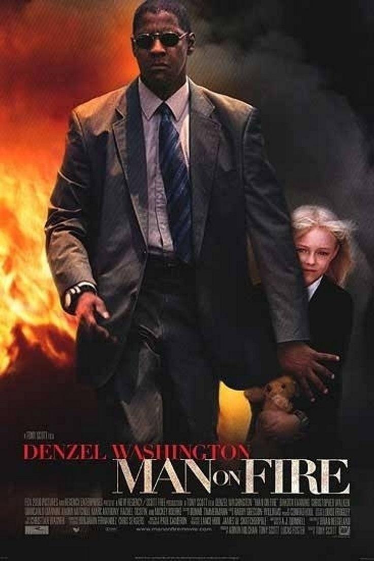 Citazione dal film ''Man on Fire - Il fuoco della vendetta'' di Paul Rayburn