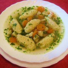 Zöldséges daragaluska-leves Recept képpel - Mindmegette.hu - Receptek