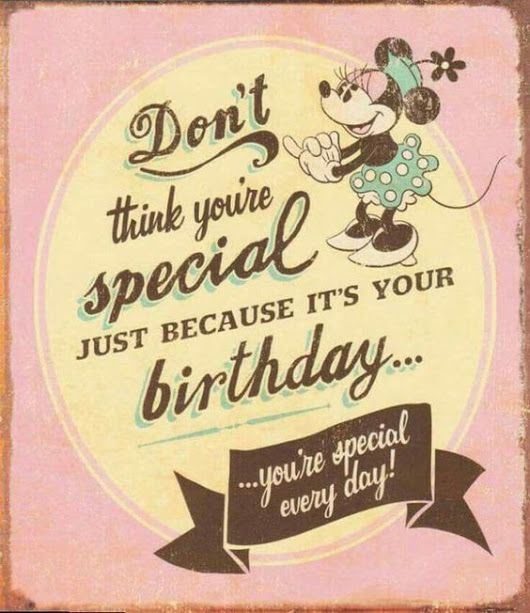 Happy Birth Day Quotes