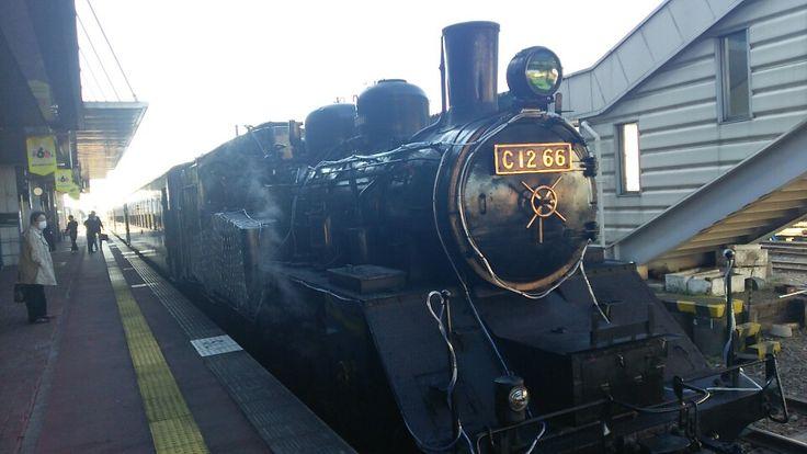 SL C12@真岡鐵道