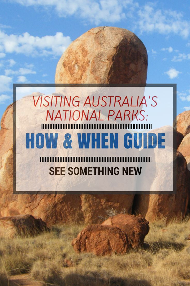 A general guide to planning your visit to Australia's National Parks including parks passes, camping, activities, when to go & useful links to Park Agency Websites.