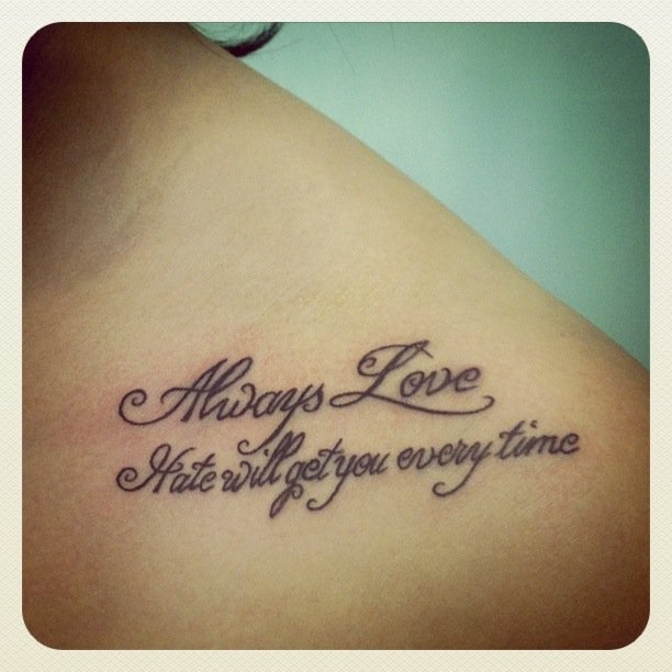 1000 images about art for skin on pinterest fonts for Love always tattoo