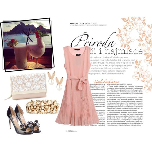 """Romantic 2015"" by paulina-ah-sl on Polyvore"