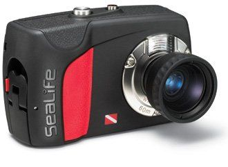 SeaLife SeaLife Reefmaster Underwater Camera, Black /Red SL332 - $ 229.95     FEATURED  SeaLife SeaLife Reefmaster Underwater Camera, Black /Red SL332   Large, wide spread 3-button design for easy operation Easy set-up mode Video mode at 30fps with sound Fully rubber-armored, shockproof 6ft / 2m Graphic on-screen guide for setting camera mode, no complicated...