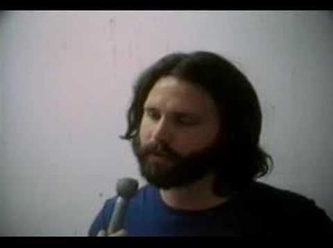 Jim Morrison Prison Interview - YouTube