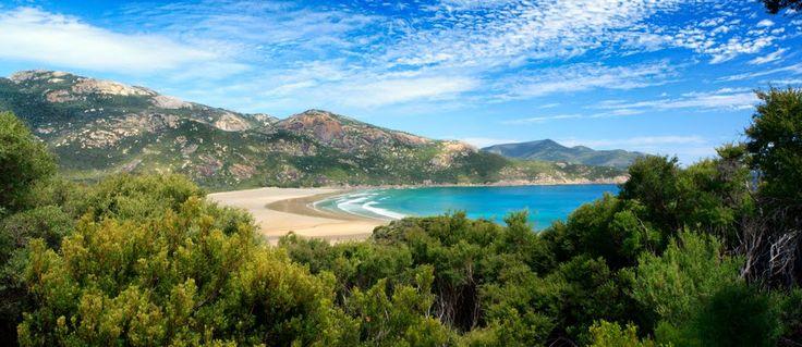 Norman Beach / Mt Oberon - The Prom Wilsons Promontory VIC 3960, Australia