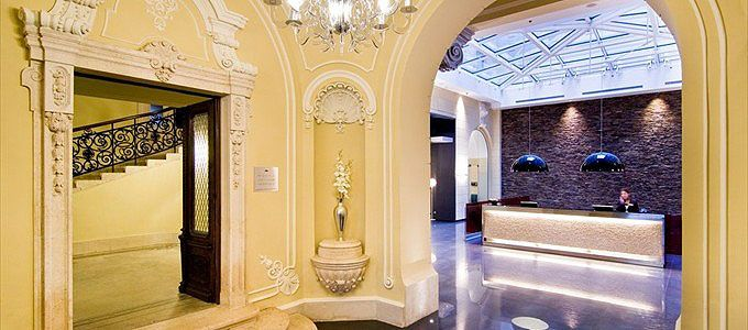 Hotel Palazzo Zichy – 4* boutique hotel in the heart of Budapest - The Hotel