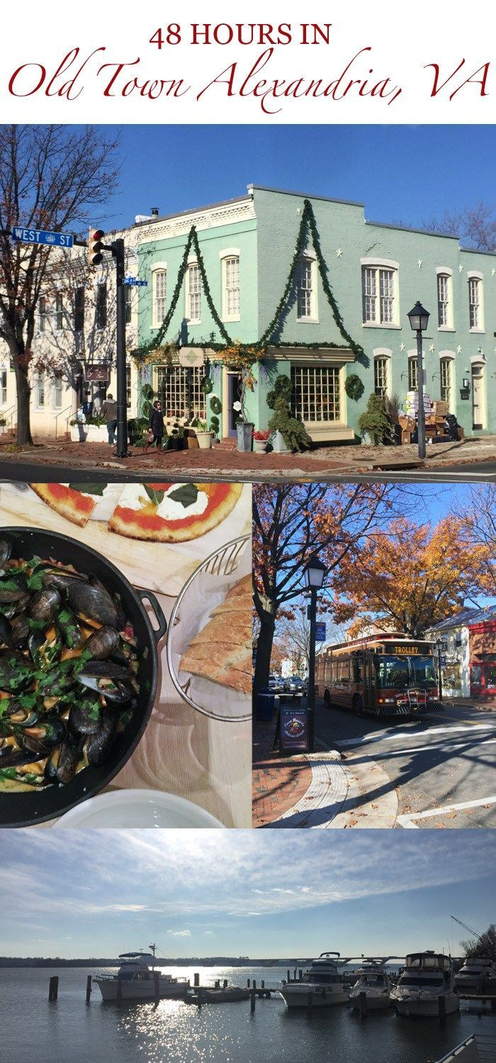 Roadtrip Reality: 48 Hours in Old Town Alexandria, VA - City Guide - Travel - Simple Stylings - http://www.simplestylings.com - Lorien Hotel - Brabo Tasting Room - Misha's - Killer E.S.P - The Knot Shop