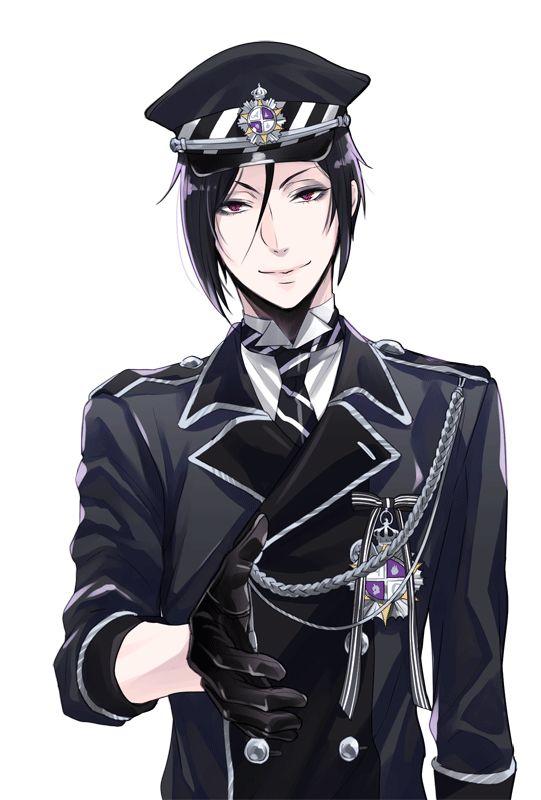 Black Butler (Kuroshitsuji) Sebastian Michaelis