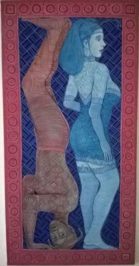 Catawiki, pagina di aste on line  Vittorio Zocco - 3 dipinti