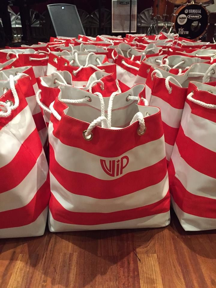 Gifts ready and waiting for the VIP players